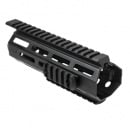 VISM M4 M-Lok Handguard/Two Piece/Drop In Fit/Carbine Handguard Length 7.5""