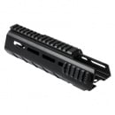 VISM M4 Triangle M-Lok Handguard/Two Piece/Drop In Fit/Carbine Handguard Length 8.75""