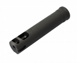Classic Army 106mm Flash Hider 14mm (Black/CCW)