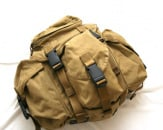 Condor/OE TECH Recon Butt Pack (Tan)
