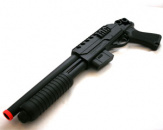 (Discontinued) UTG 870 Pistol Grip Shotgun 2 Mags package