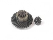 Lonex Spiral Bevel & Pinion Gear Standar Ratio