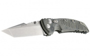 "Hogue Ex-01 4"" Tanto Folding Knife (Gray)"
