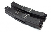 ASGI 200rd MK5 High Capacity AEG Magazine Package (2 Mags + 1 Clamp)