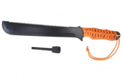 Ultimate Survival Technologies Paracuda Fs Knife (Orange)