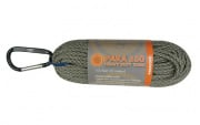 Ultimate Survival Technologies Paracord 550 100' Hank (GRN Camo)