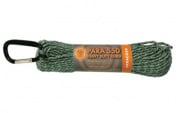Ultimate Survival Technologies Paracord 550 Hanks 30' (Camo)
