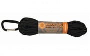 Ultimate Survival Technologies Paracord 550 Hanks 30' (BLK)