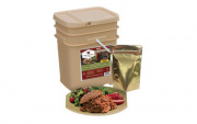 Wise Meat Supply Bucket 60Sv Rice - 20 Pack