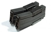 Airsoft Elite 300rd M4/M16 High Capacity AEG Magazine (2 Mags + 1 Clamp Package)