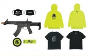 KWA Ronin 47 Airsoft Rifle Tier 2 Package