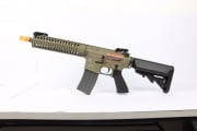 * Holiday Special * Classic Army LM4 CQB AEG Airsoft Rifle ( TAN ) Factory Direct