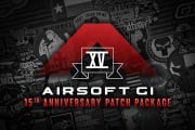 15th Anniversary Mystery Patch Package Feat. $1,500 in Gift Cards Microgun & M249