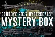 Airsoft GI Goodbye 2017 Hyperdeal Airsoft Gun Mystery Box - ft. $3800 Minigun & Raptor PKP!