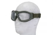 UK Arms Low Profile Goggles (OD)