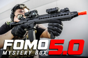 FOMO Mystery Box 5.0 Holiday Season Edition ft. Pistols, Rifles and More.