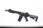 * Holiday Special * Classic Army TRX CQBR AEG Airsoft Rifle ( Black ) Factory Direct