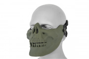 Emerson Tactical Skull Half Mask (OD Green)