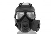 Lancer Tactical Replica Gas Mask (Black)
