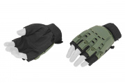 Emerson Armored Half Finger Gloves (OD Green/S)