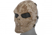 Emerson Villain Skull Mesh Face Mask (MAD)