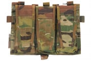 Emerson Detachable Triple Magazine Pouch (Multicam)