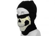 "Emerson Tactical ""Winter"" Glow in the dark Balaclava (Black)"