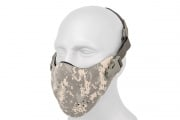 Lancer Tactical Neoprene Hard Foam Lower Face Mask (ACU)