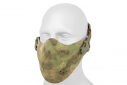 Lancer Tactical Neoprene Hard Foam Lower Face Mask (A-TACS FG)
