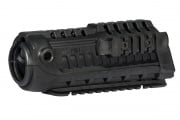 Big Dragon M4S1 Tactical Picatinny Handguard for Airsoft (Black)
