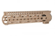 "Tac 9 Industries MI Style 10"" Keymod Rail System (Flat Dark Earth)"