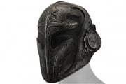 "Emerson Steel Mesh ""Templar"" Mask (Black)"