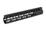 "Tac 9 Industries 11"" Keymod System Aluminum Rail (Black)"