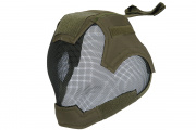 Emerson V6 Strike Mesh Mask Helmet (OD Green)