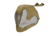 Emerson V6 Strike Mesh Mask Helmet (Tan)