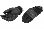 Emerson Tactical Assault Hard Knuckle Gloves (Black/XS)