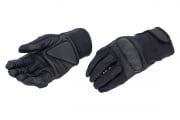 Emerson Touch Screen Hard Knuckle Gloves (Black/Small)