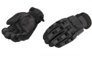 Emerson Full Finger Gloves (Black/M)