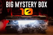 The Big Mystery Box 10.0 FT. CA LCT Apex Elite Force KWA Monster Box & $1700 Custom Combat Master
