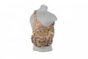 Lancer Tactical Messenger Bag (Camo)