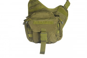 Lancer Tactical Messenger Bag (OD)
