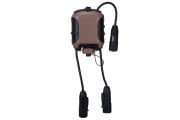 Lancer Tactical Z4OPS Classic Push-To-Talk Lite Edition (Motorola 1-Pin)