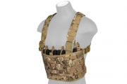 Lancer Tactical CA-882M Lightweight Chest Rig (Camo)