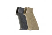 BOGO Classic Army Battle Grip Motor Grip Pack (Black/Tan)