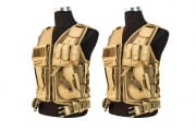 BOGO Classic Army Tactical Crossdraw Vest Battle Buddy Bundle (Tan)