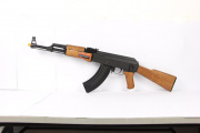 * Holiday Special * Classic Army AK 47 Sportline AEG Airsoft Rifle ( Black ) Factory Direct