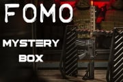 FOMO Mystery Box 1.0 Ft. Airsoft Rifle Pistols & More (Only 120 Available)