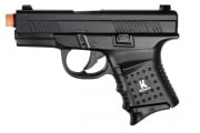 HFC Full Metal Baby Dark Hawk Gas Blow Back Pistol Airsoft Gun