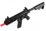 ICS Full Metal CXP-16 M4 CQB AEG Airsoft Gun (Black)