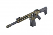 Classic Army DT-4 Double Barrel AR AEG Airsoft Rifle (Dark Bronze)